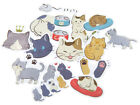 Forest animals clipart sticker lots for kids craft junk bullet journal planner