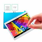 10.1  Android 7.0 Tablet PC 4GB+64GB Octa 8 Core HD WIFI Bluetooth Dual SIM EC