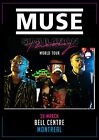 MUSE Simulation Theory 2019 World Tour PHOTO Print POSTER Band US Canada UK Art <br/> **Choose from 41 venues & cities from every tour date**