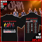 New Kids On The Block T Shirt Mixtape Concert Tour 2019 2 Side T-shirt Full Size image