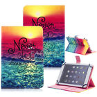 "For NextBook Ares 10A 8A 7"" 8"" 10.1"" inch Tablet Universal PU Leather Case Cover"