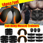 US Abdominal Muscle Trainer Stimulator EMS Hip Buttocks Lifter Training Machine image