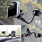 For Mount Windshield Stand Cradle Phone Mobile Holder 360° Cell iPhone GPS Car