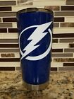 Tampa Bay Lightning Tumbler (20 or 30 oz Powder Coated) - FREE SHIPPING $52.99 USD on eBay