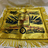 Vintage WWII Camp Haan CA Pillow Cover US Army Sweetheart Item