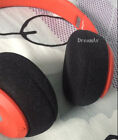 Sweat Oil Proof Sponge Anti-Dust Covers Cap For Solo2 Solo3 Earpads Cushions Pad