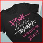 Pink Beautiful Trauma T-Shirt World Tour 2019 T Shirt Unisex Pop Icon Concert te image