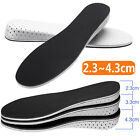 Air Cushion Invisible Height Increase Insoles Shoe Inserts Heel Lifts Pad Taller <br/> 3-5 Days Delivery && US Free Shipping && 2.3-4.3cm Lift