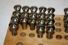 PEERLESS 8mm Watchmaker Lathe Collets VARIOUS sizes and Prices WW STANDARD