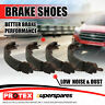 Protex Rear Brake Shoes Set For Chevrolet Impala Jeep CJ7 All Models 1959-1979