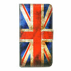 Flip Leather Stand Wallet Slot Soft Rubber Case Cover For LG G2 G3 Stylus G4