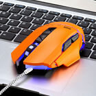 USB Wired Gaming Mouse with 7 Button 3500 DPI LED Mouse Gamer Mice For PC X0U8