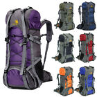 Camping Backpack 60L Travel Rucksack Climbing Hiking Bag New 8 Colors Day Packs