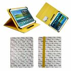 Universal Executive Wallet Case Cover Folio Fits Medion Lifetab E10604 10.1""