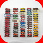 N Scale Atlas, Bachmann, Con-Cor ... Caboose Variety Lot / Combined Shipping