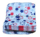 Red & Blue Stars Paper Bags 4