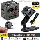 Hidden Spy Camera Motion Detection 1080P HD Video Recorder Security Camcorder