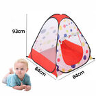 Qute Folding Children Kids Play Rocket Ship Tent In/Outdoor Toy House For Kids
