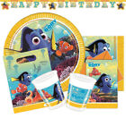 FINDING DORY Birthday Party Tableware Supplies Decorations (Disney Nemo Pixar)1C