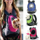1/2Pcs Comfort Pet Doggy Carrier Travel Puppy Sling Backpack Bag Dog Cat Tote