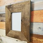 Rustic Farmhouse Barn Wood 3 inch Picture Frame