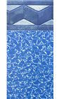 25 Gauge Above Ground Unibead Swimming Pool Liner (Choose Pattern & Size)