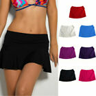 Women Swim Cover Up Bikini Swimwear Swim Short Skirt Bikinis Beach Mini Dress
