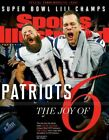 New England Patriots Super Bowl 53 Sports Illustrated cover photo - select size $9.98 USD on eBay