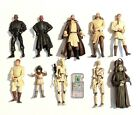 CHOOSE 1: 1999 Star Wars Episode I Phantom Menace * Action Figures * Hasbro $6.8 USD on eBay