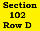 2 Tickets Godsmack Ford Park Beaumont TX Wednesday April 10, 2019