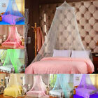 Home Bed Mosquito Net Elegant Canopy Indoors or Outdoors Round Hoop Bed Netting image