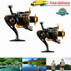 2000-5000 Series Saltwater Fishing Reels Aluminum Spool Spinning Reel Freshwater