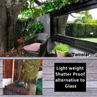 Garden Mirror Safety Outdoor Perspex Aluminium Sheet Plastic Panel 1220x610x3mm