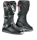 NEW SIDI DISCOVERY RAIN MX MOTOCROSS DIRTBIKE OFFROAD BOOTS BLACK ALL SIZES