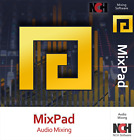 Multitrack Mixing & Recording Software - DIGITAL DOWNLOAD - 1 Year Subscription
