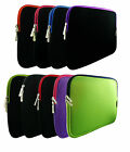Neoprene Zip Case Cover Sleeve for Various 9.7* to 10.1* Inch Tablet