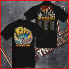 KISS Band T-Shirt End of the Road Farewell Tour 2019 Concert T Shirt Music Cotto image