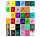 8 Inch X 10 Inch Colour Kitchen / Bathroom Tile Stickers Transfers 200mm X 250mm