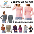 Long Sleeve Transparent Mesh Sheer Blouse Casual Party Fashion Basic Tee Tops