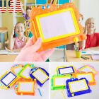 Kid Color Magnetic Writing Painting Drawing Graffiti Board Toy Preschool Tool US