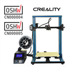 Creality Ender 3 CR-10 3D Printer 1.75mm PLA Filament Glass Bed Protect Heatbed
