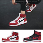 AJ 1 Chicago Bred High-top Shoes Breathable Men Basketball Sneakers Air Dushion