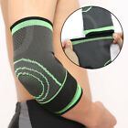 Adjustable Elbow Brace Compression Support Sleeve Injury Strap Sports Activities