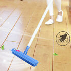 Silicone Dog Cat Pet Hair Broom Dust Lint Remover Devices Clean Tool Adjustable