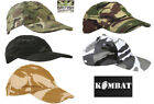 Kids Army Boys Military Soldiers Baseball Sun Cap Military Camo Hat DPM BTP New