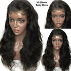 Curly 8A Raw Malaysian Human Hair Wig Glueless 360 Lace Front Wig Free Part eho8