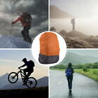 Backpack Rain Cover Waterproof Reflective Strip Bags Cover Adjust Strap Rucksack