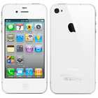 Apple iPhone 4S 16GB Unlocked Verizon + AT&T T-Mobile Cricket Straight Talk Lyca