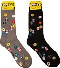 Billiards ~ Pool ~ Eight 8 Nine 9 Ball ~ Foozys Socks Novelty Crew Foozy $9.49 USD on eBay
