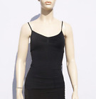 New Bebe Womens Padded Bra Cami Essential Thin Strap Tank Top Multicolors $14